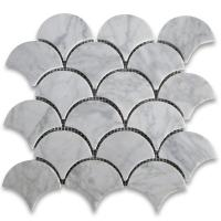 Fish Scale Fan Tile