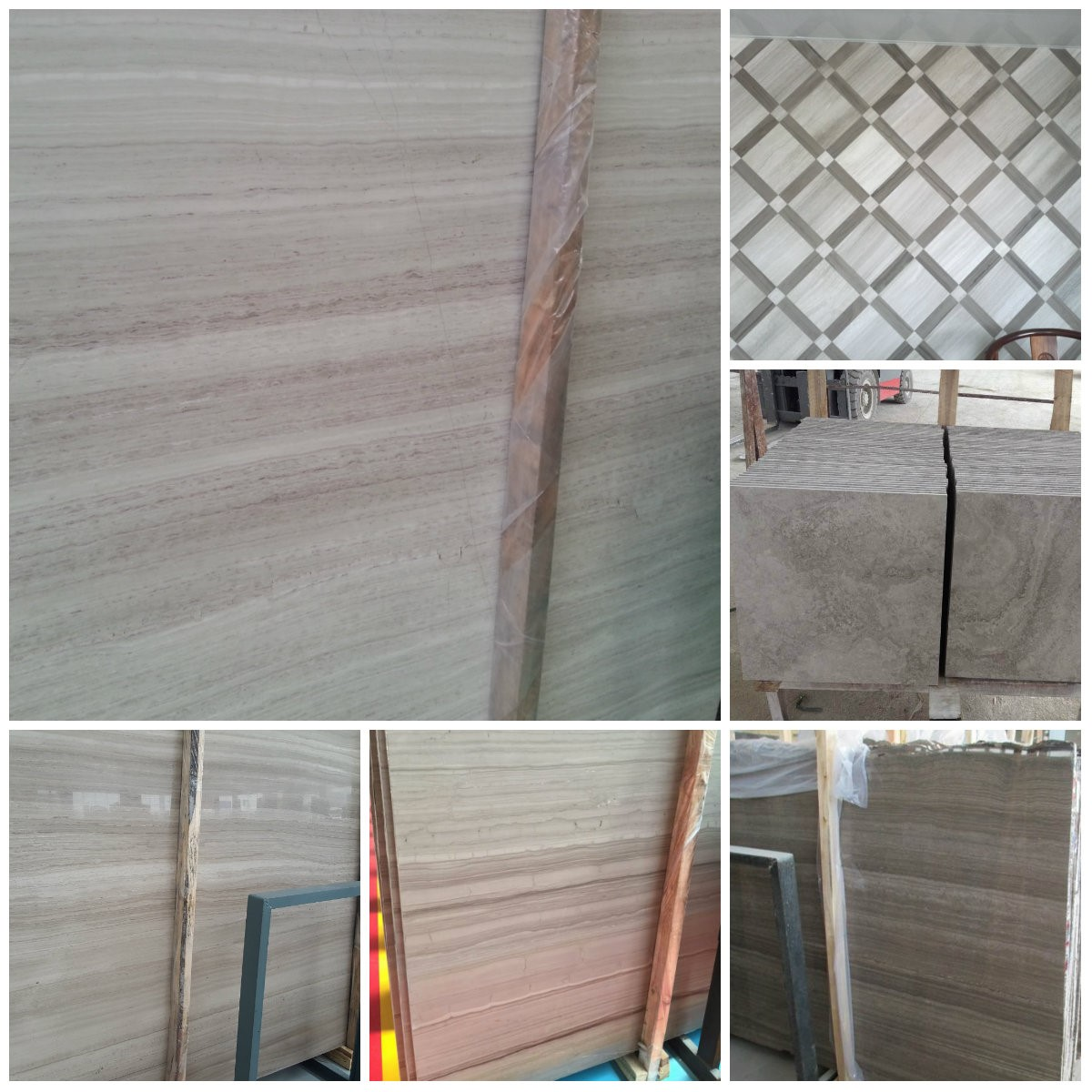 Athens Silver Cream Marble