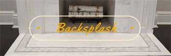 Marble Backsplashes